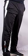 Штаны мужские спорт Reebok без манжетов