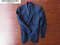 Красивый и качественный мужской пиджак премиум класса Richard James. 52 (L/XL)