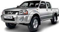 Защиты двигателя на Nissan NP-300 (c 2008--)