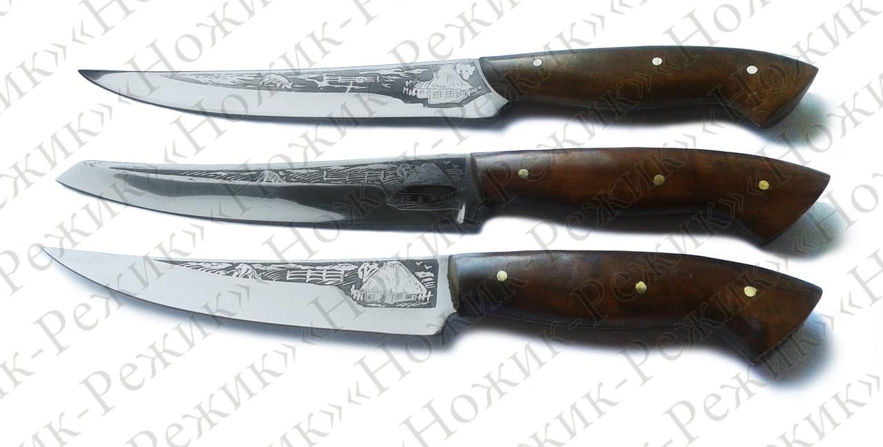 Набор кухонных ножей, набор ножей для кухни, кухонный нож, набор ножей, кухонный нож