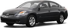 Защиты двигателя на Nissan Altima (c 2006--)