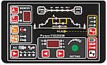 Аргонодугового зварювальний апарат Welding Dragon Digi TIG 320P ACDC MIX, фото 2