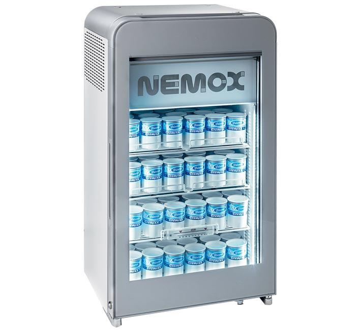 Настольный холодильник-дисплей MAGIC PRO 90B Nemox
