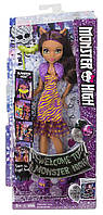 Monster High Клавдин Вульф Dance The Fright Away Clawdeen Wolf Doll