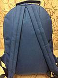 Рюкзак городской с кож. дном , фото 4