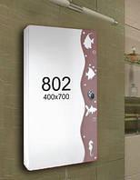 Шкафчик для ванной комнаты 400х700 мм ШК802