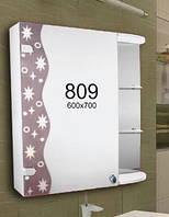 Шкафчик для ванной комнаты 600х700 мм ШК809