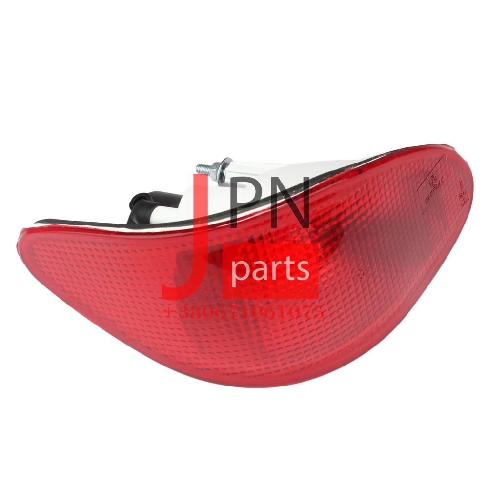 Фара противотуманная задняя левая красная (стоп) (387000527001) JAPACO