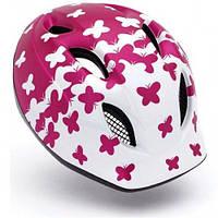 Шлем MET Buddy pink butterflies