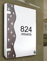 Шкафчик для ванной комнаты 800х600 мм ШК824