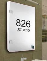 Шкафчик для ванной комнаты 800х600 мм ШК826