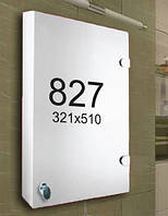 Шкафчик для ванной комнаты 800х600 мм ШК827