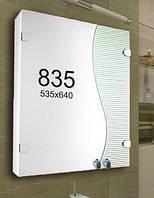 Шкафчик для ванной комнаты 535х640 мм ШК835
