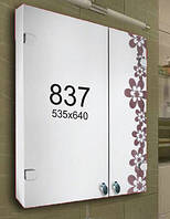 Шкафчик для ванной комнаты 535х640 мм ШК837