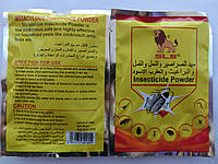 Инсектицидный порошок от всех насекомых Max Killer  (Сила Льва) 20 гр