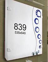 Шкафчик для ванной комнаты 535х640 мм ШК839