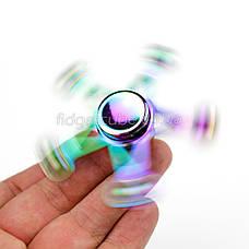 Spinner Звезда радуга Хамелеон качество ТОП 9707 , фото 2