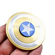 Spinner Капитан Америка золотой качество ТОП 9702, фото 4