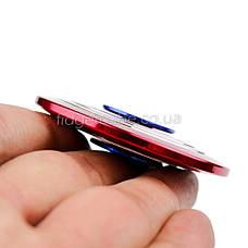 Spinner Капитан Америка красный качество ТОП 9701, фото 2