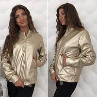 Куртка женская с экокожи  Meri  ! , фото 1