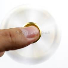 Spinner Штурвал золотого цвета качество ТОП 9705, фото 2