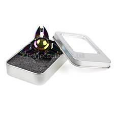 Spinner Краб Хамелеон качество ТОП 9708, фото 2