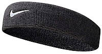 Повязка на голову Nike Swoosh Black