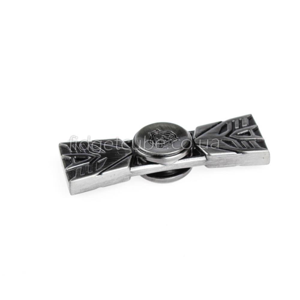 Spinner траснформеры цвет-серебро качество ТОП 903-3