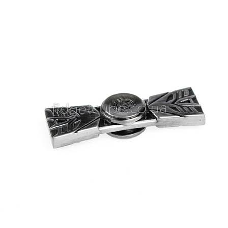 Spinner траснформеры цвет-серебро качество ТОП 903-3, фото 2
