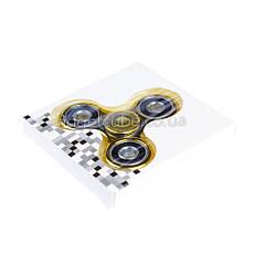Spinner пластиковый золотой глянцевый качество Норма 9202-4, фото 2