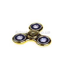 Spinner пластиковый золотой глянцевый качество Норма 9202-4, фото 3