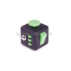 FidgetCube - 6 сторон черно-зеленый - 901-3, фото 3