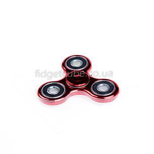 Spinner пластиковый красный глянцевый качество Норма 9202-7, фото 2