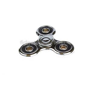 Spinner пластиковый серебро глянцевый качество Норма 9202-5, фото 2
