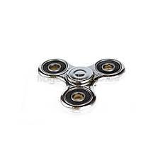 Spinner пластиковый серебро глянцевый качество Норма 9202-5, фото 3