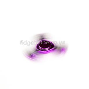 Spinner пластиковый фиолетовый глянцевый качество Норма 9202-12, фото 2