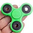 Spinner пластиковый зеленый матовый качество Норма 9201-10, фото 2