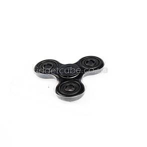 Spinner пластиковый черный матовый качество Норма 9201-2, фото 2