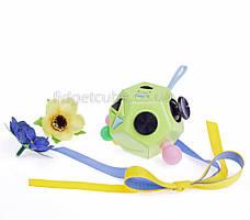 FidgetCube 2.0 - 12 сторон зелен-желтый - качество ТОП - 902-8, фото 3