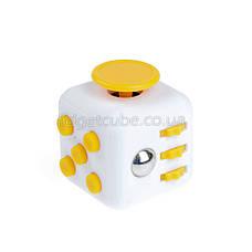 FidgetCube - 6 сторон белый - качество ТОП - 901-4, фото 2