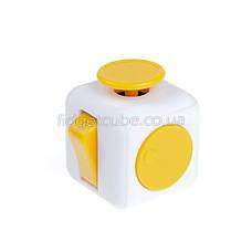 FidgetCube - 6 сторон белый - качество ТОП - 901-4, фото 3