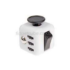 FidgetCube - 6 сторон бело-черн - 901-2, фото 3