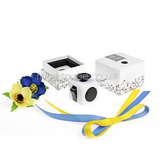 FidgetCube - 6 сторон бело-черн - 901-2, фото 2