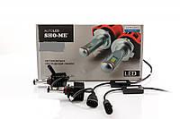 LED лампа SHO-ME G6.1 HB4 (9006) 25W (2шт.)