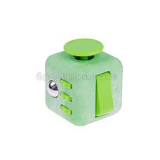 FidgetCube - 6 сторон зеленое яблоко - 901-18, фото 3