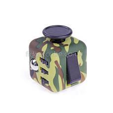 FidgetCube - 6 сторон зеленый камуфляж - 901-13, фото 2