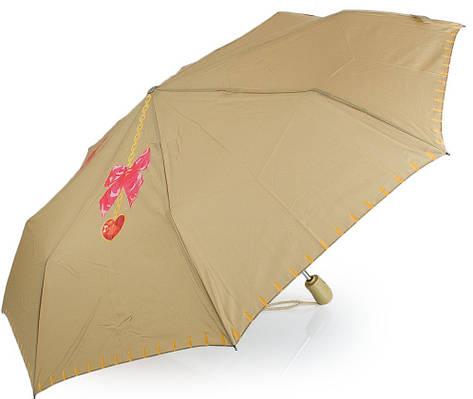Зонт женский AIRTON Z3911NS-3-5198, автомат, коричневый