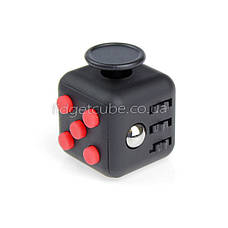 FidgetCube - 6 сторон черн-красн - качество ТОП - 901-11, фото 2