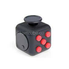 FidgetCube - 6 сторон черн-красн - качество ТОП - 901-11, фото 3