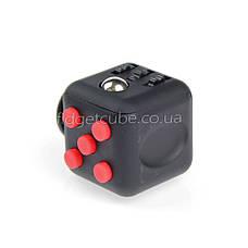 FidgetCube - 6 сторон черн-красн - 901-11, фото 3
